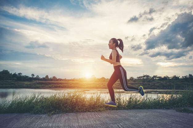 A Girl is Running